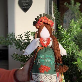 Кукла мотанка «Царевна Осень»