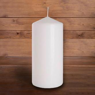 Свеча большая без декора (арт. WC-000)