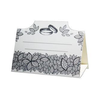 Рассадочная карточка с кольцами (арт. PC-08)