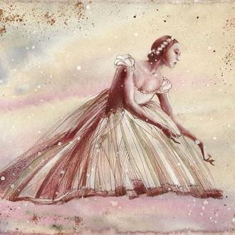 Балет, балет, балет... Рисунок
