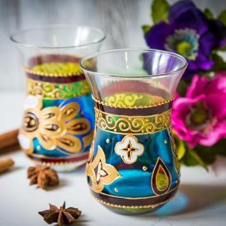 """Чайная пара армуд  """"Восточная сказка"""""""