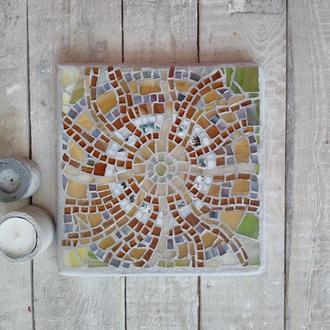 Панно, мозаїка