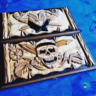 арды  «Пираты Карибского моря»