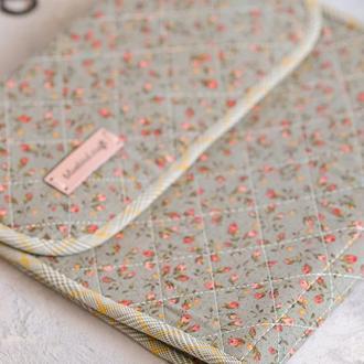 Текстильный органайзер для хранения вышивки