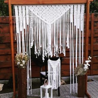 Свадебная арка, фотозона, свадьба в стиле бохо