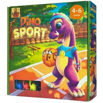 Детская настольная игра Dino Sport