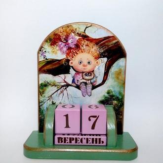 """Вечный календарь """"Позитивчик"""""""
