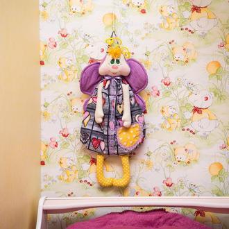 Пижамница Пчелка Жужа с маской для сна.