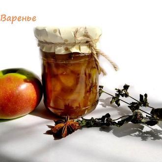 """Варенье """"Яблоки в анисовом сиропе"""" 250 мл"""