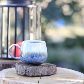 Чашка из высокотемпературной глины
