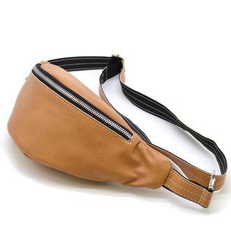 Напоясная женская кожаная сумка G11-3005-3md TARWA