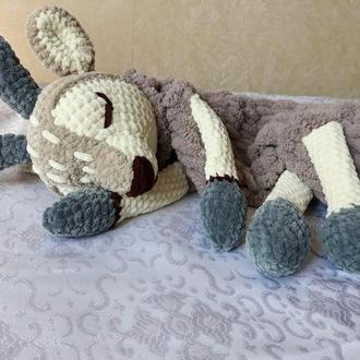 Плюшевая игрушка для сна пижамница