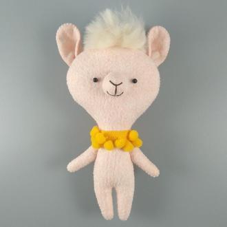 Іграшка лама