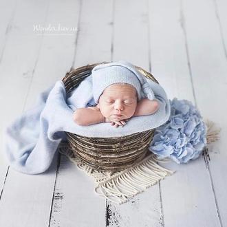 Ранер для стола, фотозони, newborn, нашивка на подушку макраме