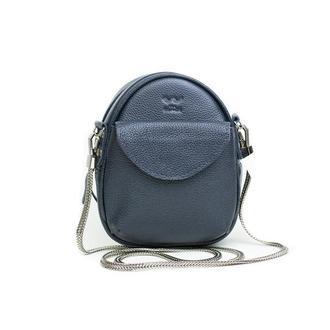 Мини-сумка Kroha темно-синяя флотар