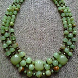 ожерелье из Оникса № 4