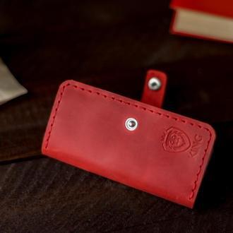 Кожаный чехол книжка на смартфон, телефон, Xiaomi, Samsung, iPhone