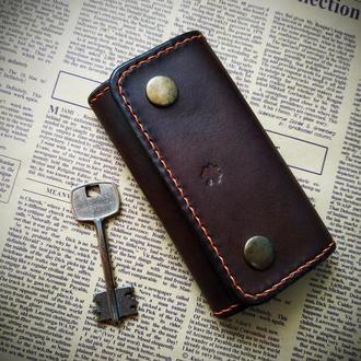 Ключница «Клатч» – удобный футляр для ключей
