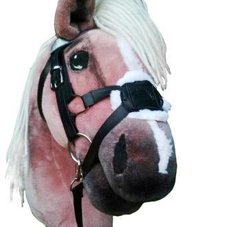 Конь на палке Hobby Horse Лошадка на палочке Игрушечный конь