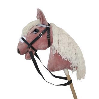 Лошадка на палочке Hobby horse  Конь на палке Игрушечная лошадка на палочке