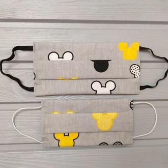 Семейный набор масок для лица