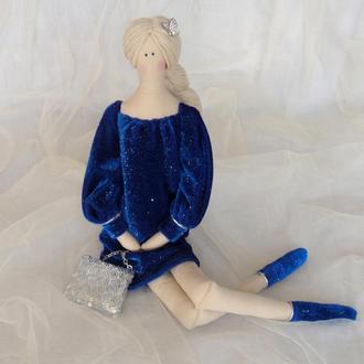 Кукла в стиле Тильда Камилла 48см