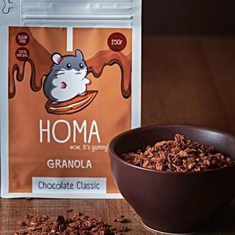 Гранола «Chocolate Classic» від Homa