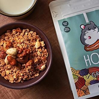 Гранола «Nut sea» от Homa