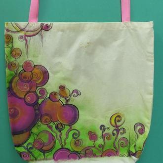 Эко-сумка (шоппер)
