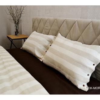 """Льняное постельное белье """"Eco Wood"""""""
