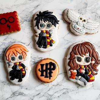 Пряничный набор Гарри Поттер