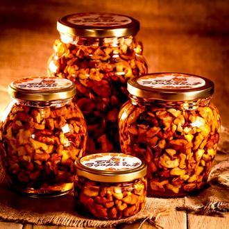 Грецкий орех в мёде / Грецкий орех в меду/ Грецкие орехи в мёде/ Орехи в меду /Грецкий орех с мёдом