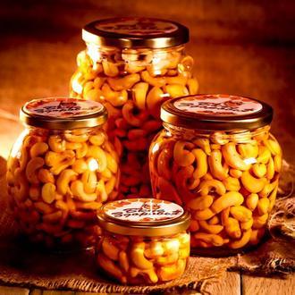 Кешью в мёде / Кешью в меду / Орехи в мёде / Орехи в меду / Кешью с мёдом
