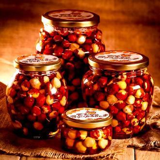 Фундук в мёде / Орехи в мёде / Фундук в меду / Орехи в меду / Орехи с мёдом