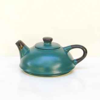 Чайник міні  зелений
