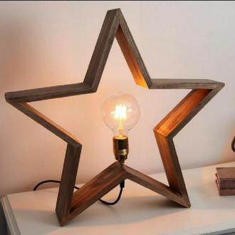 Светильник Звезда Лофт