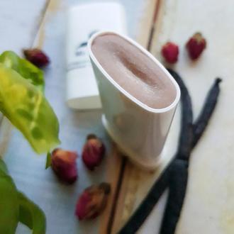 «Ваниль и нежная роза» натуральный дезодорант, 15 мл