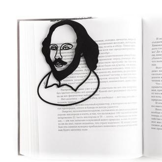 Закладка для книг «Уильям Шекспир»