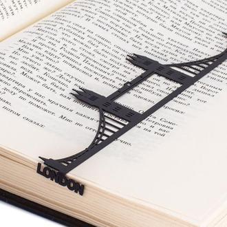 Закладка для книг «Тауэрский мост»