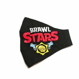 Маска для лица. Brawl Stars.