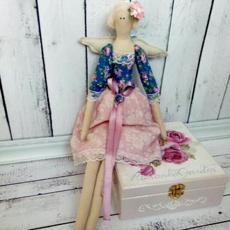 Кукла-тильда Розалия
