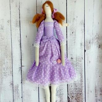 Кукла-тильда Лаванда