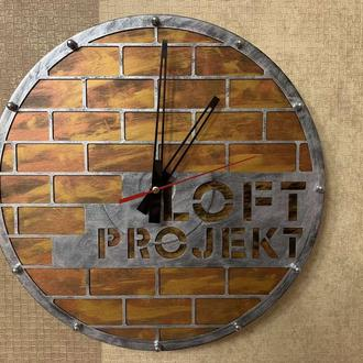 """Настінні годинники """"Loft projekt"""""""