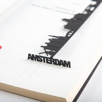 Закладка для книг «Амстердам»