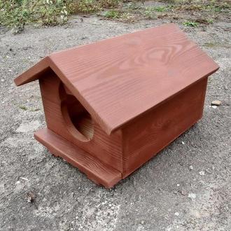 Домик для кота Орех