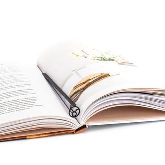 Закладка для книг «Знак зодиака Телец»