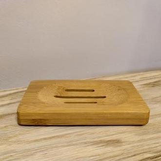 Мыльница деревянная №2