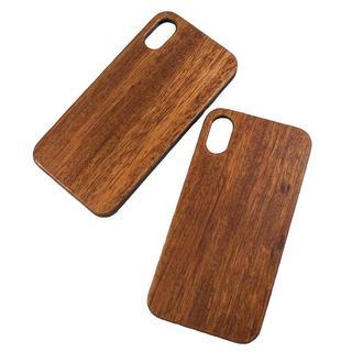 Деревянный чехол для IPhone XS с гравировкой
