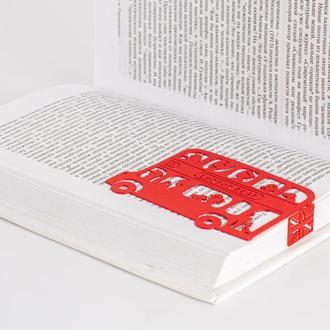 Закладка для книг «London doubledecker»