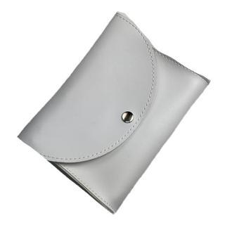 Сумка на пояс клатч женская модная с двумя ремнями из экокожи белая